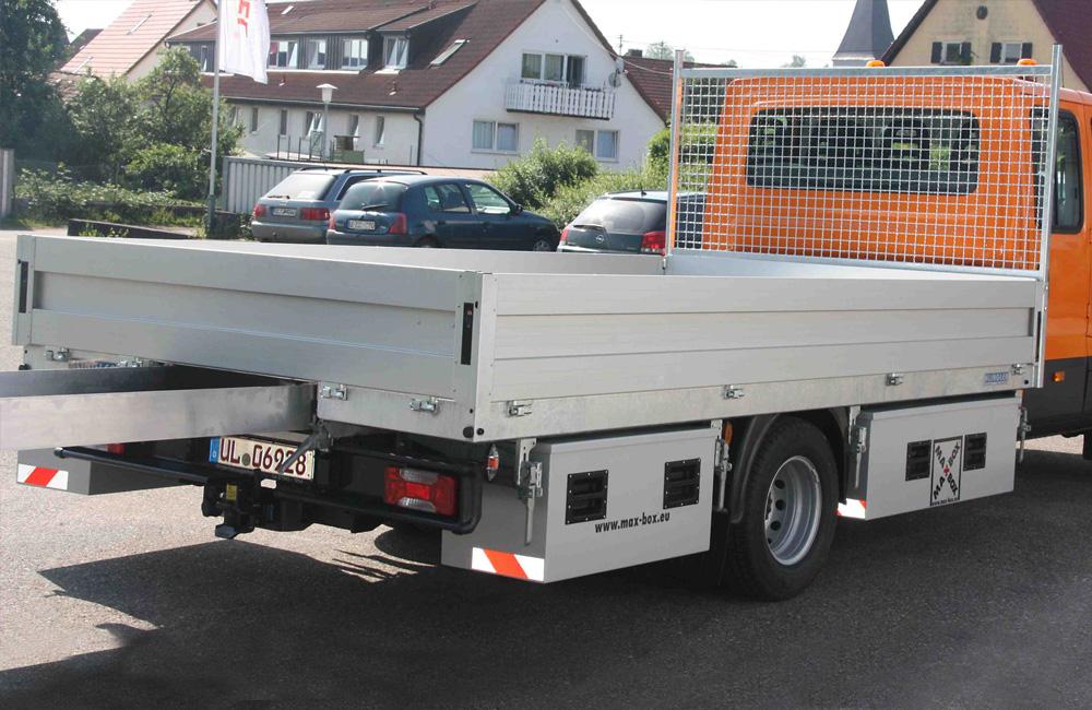 Iveco Daily Pritsche Fahrzeugbau
